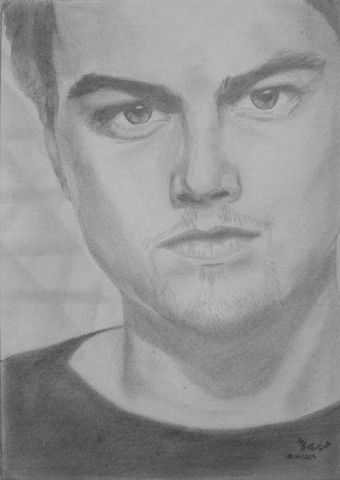Leonardo DiCaprio by JoyceTirolli